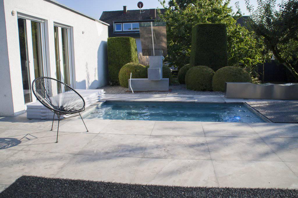 C-SIDE: Kein Schwimmbad, kein Whirlpool. Aber ein Pool ...
