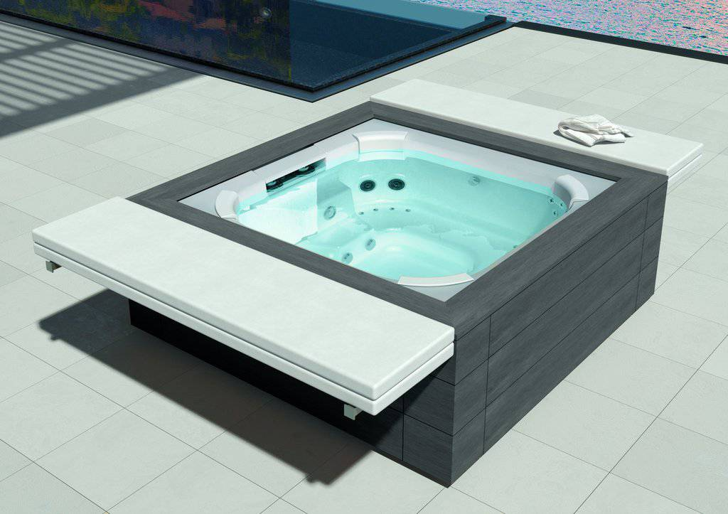 Best Ehemaligen Thermalbadern Modernen Jacuzzi Images - Ideas ...